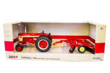 Load image into Gallery viewer, 1/16 International Harvester Farmall 560 With Disk