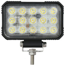 Load image into Gallery viewer, LED 22.5-watt Slim Rectangular Work Light