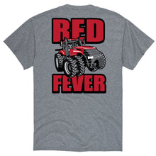 Load image into Gallery viewer, Red Fever Case IH - Adult Short Sleeve Tee