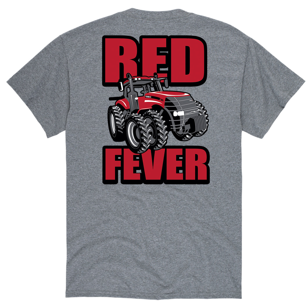 Red Fever Case IH - Adult Short Sleeve Tee