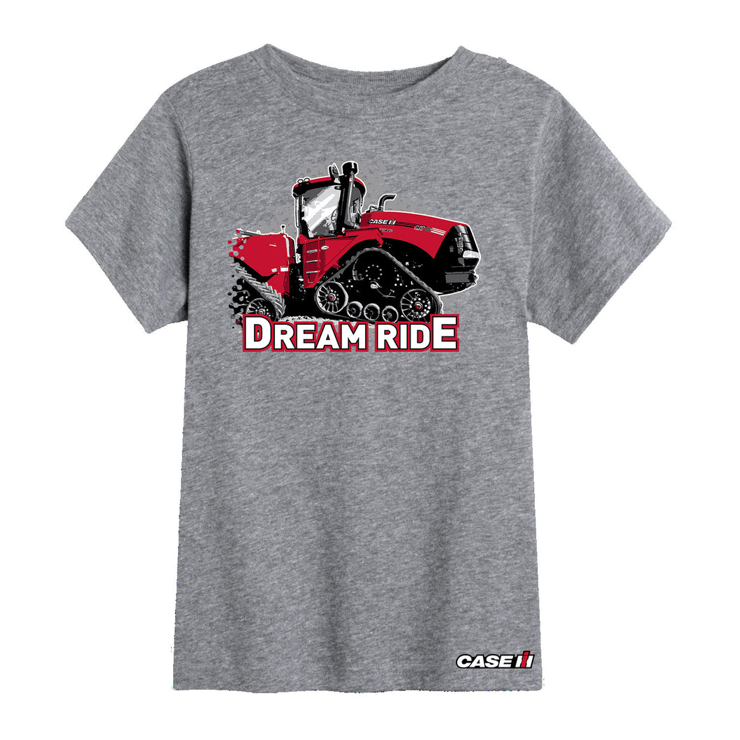 Dream Ride Case IH - Youth Short Sleeve Tee
