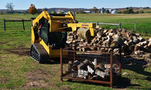 Load image into Gallery viewer, Wallenstein WX430 Log Splitter
