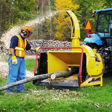 Load image into Gallery viewer, Wallenstein BX102R Wood Chipper