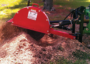 Stump Grinder 3 Pt. Hitch SG26