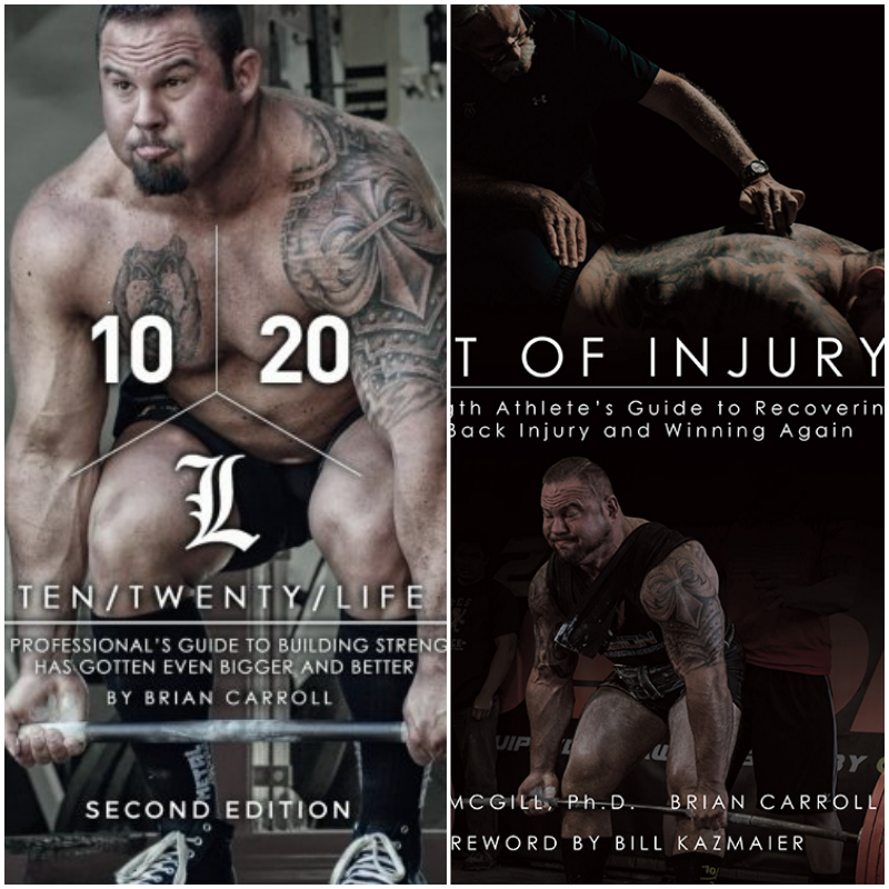 Book Combo- 10/20/LIFE Second Edition | Gift Of Injury