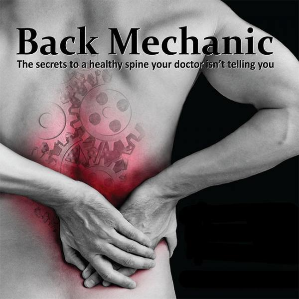 Back Mechanic by Dr. Stuart McGill