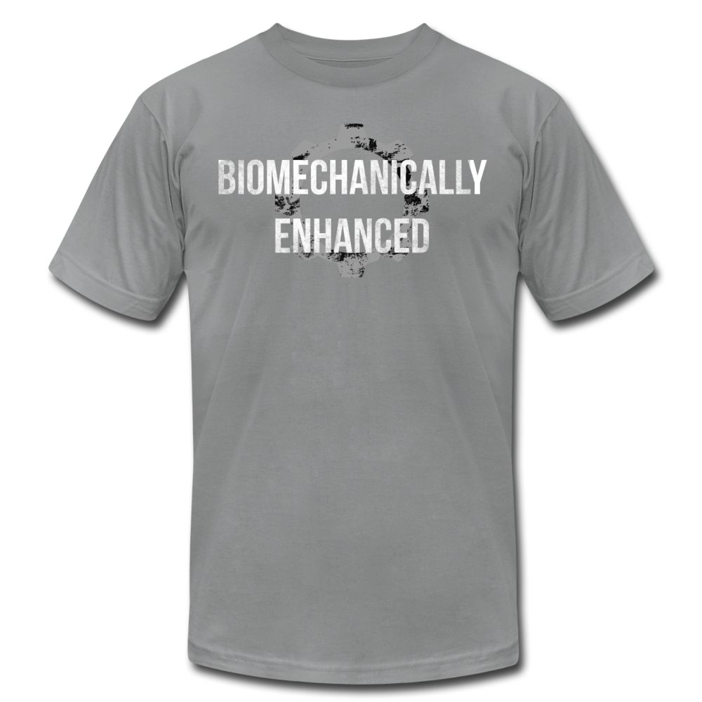 Biomechanically Enhanced Unisex Tee - slate