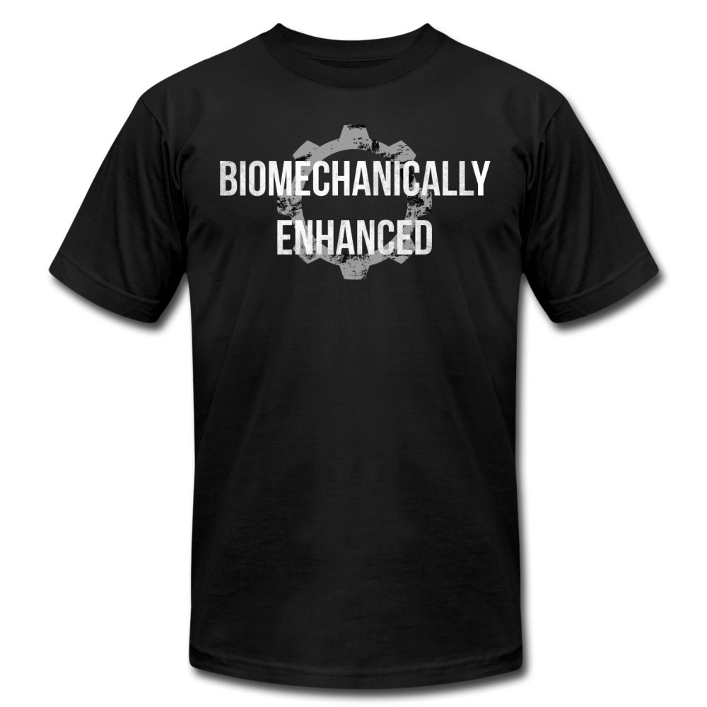 Biomechanically Enhanced Unisex Tee - black