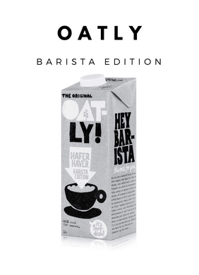 Oatly Barista Edition (32oz)