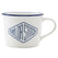 マグカップ<br>Mug Cup in White: Product Image