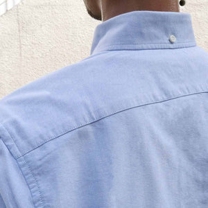 【RE STITCH】<br>ジャック<br>The RE STITCH Jack in Blue Everyday Oxford