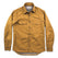 チョアジャケット<br>The Chore Jacket in Mustard Dry Wax Canvas: Product Image
