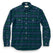 ヨセミテシャツ<br>The Yosemite Shirt in  Blackwatch Plaid: Product Image