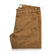 スリムチノ<br>The Slim Chino in Organic British Khaki: Product Image