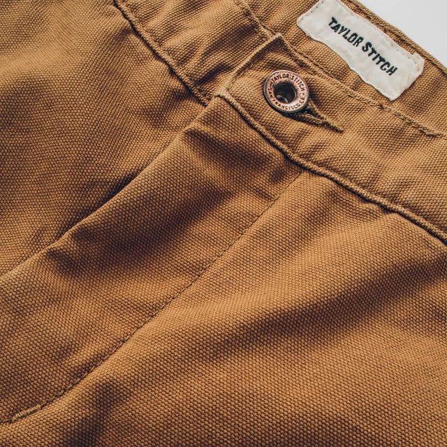 The Camp Short in Washed Camel