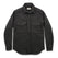 マリタイムシャツジャケット<br>The Maritime Shirt Jacket in Charcoal: Product Image