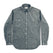 カリフォルニア<br>The California in Charcoal Everyday Chambray: Product Image