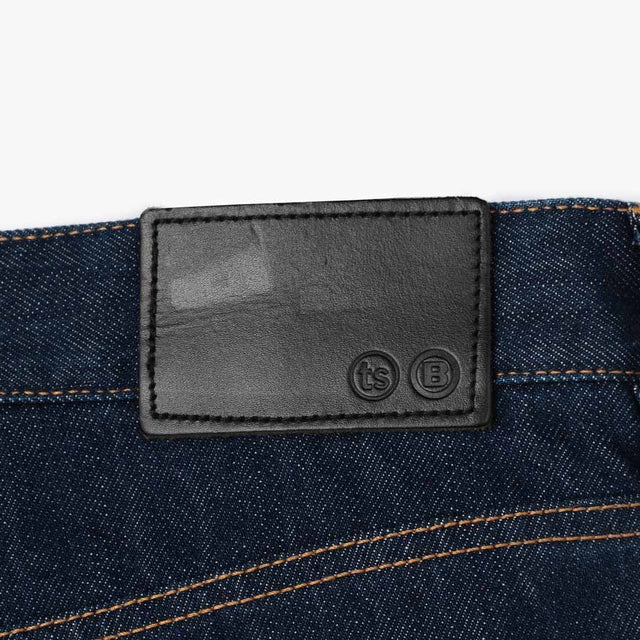 【ブリーフィングコラボ】<br>スリムジーンズ<br>The Slim Jean For BRIEFING in Washed '68 Organic Selvage