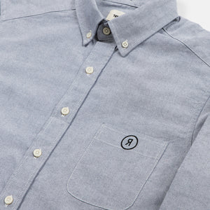 【RE STITCH】<br>ジャック<br>The RE STITCH Jack in Charcoal Everyday Oxford