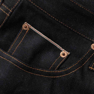 デモクラティックジーンズ<br>The Democratic Jean in Yamaashi Orimono Recover Selvage