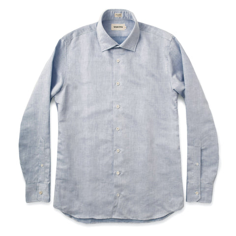 ハイド<br>The Hyde in Sky Cotton & Linen - alternate view
