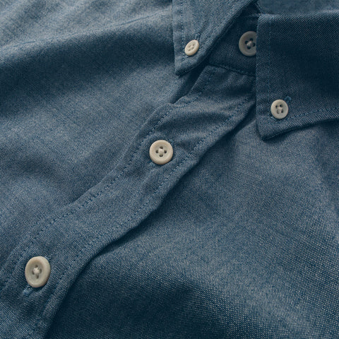 ジャック<br>The Jack in Blue Merino 4S Chambray - alternate view