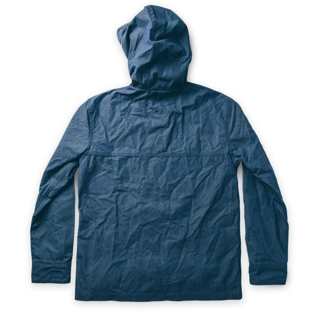 ビーチジャケット<br>The Beach Jacket in Indigo Chambray