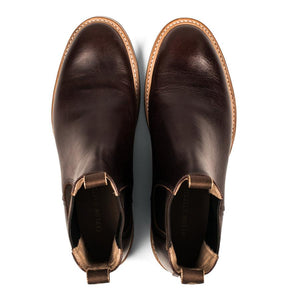 レザーランチブーツ<br>The Ranch Boot in Espresso Eagle