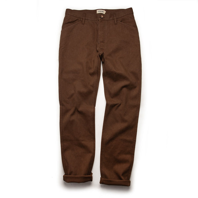キャンプパンツ<br>The Camp Pant in Timber Boss Duck