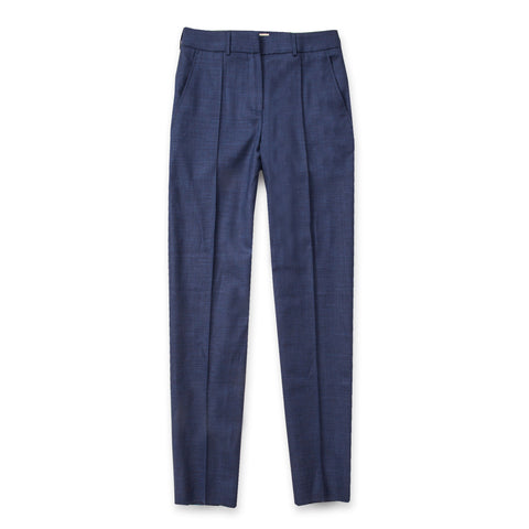 パーソンズパンツ<br>The Parsons Pant in Cobalt - alternate view