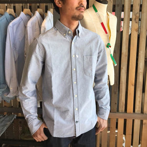 ジャック<br>The Jack in Charcoal Everyday Oxford