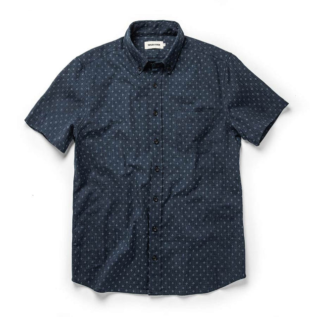 ショートスリーブジャック<br>The Short Sleeve Jack in Indigo Star
