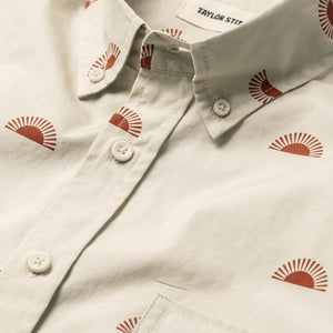 ショートスリーブジャック<br>The Short Sleeve Jack in Sunrise