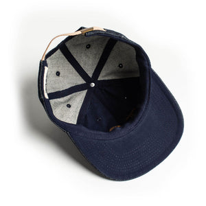 ボールキャップ<br>The Ball Cap in '68 Denim