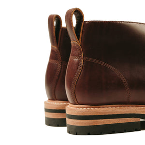 チャッカブーツ<br>The Chukka in Whiskey Eagle