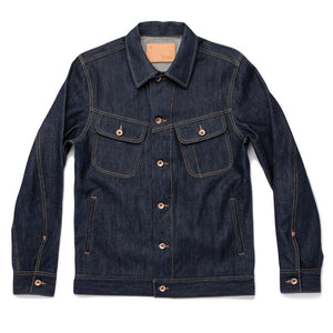 ロングホールジャケット<br>The Long Haul Jacket in '68 Organic Selvage