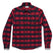 ヨセミテシャツ<br>The Yosemite Shirt in Red Buffalo Plaid: Product Image