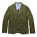 テレグラフジャケット<br>The Telegraph Jacket in Evergreen: Product Image