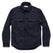 マリタイムシャツジャケット<br>The Maritime Shirt Jacket in Navy: Product Image