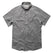 ショートスリーブジャック<br>The Short Sleeve Jack in Grey Dobby: Product Image