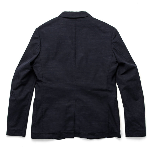 テレグラフジャケット<br>The Telegraph Jacket in Navy Slub
