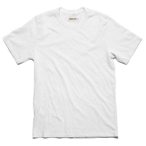 トリブレンドT<br>The Triblend Tee in White - alternate view