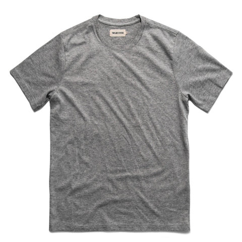 トリブレンドT<br>The Triblend Tee in Grey - alternate view