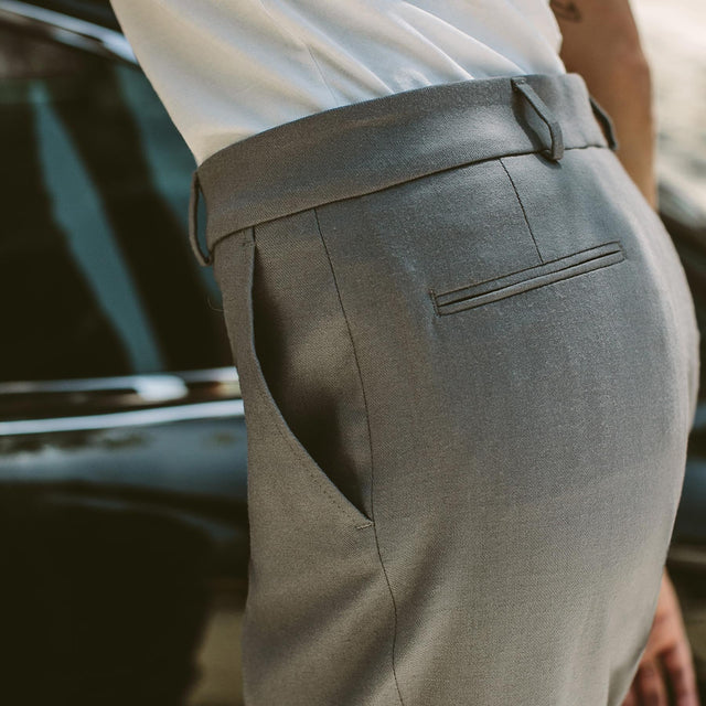 パーソンズパンツ<BR>The Parsons Pant in Stone