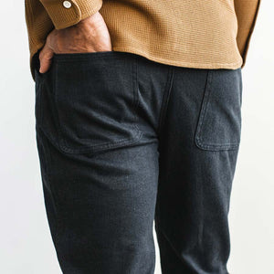 キャンプパンツ<br>The Camp Pant in Coal Boss Duck