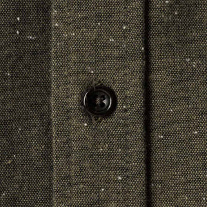 ジャック<br>The Jack in Olive Slub Chambray