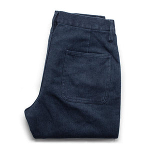 チョアパンツ<br>The Chore Pant in Indigo Boss Duck