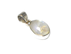MOONSTONE Sterling Silver 925 Gemstone Pendant