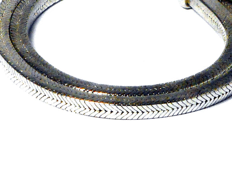 sterling silver 925 snake chain necklace