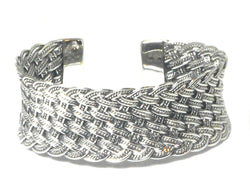 Adjustable 925 Sterling Silver CUFF / Bangle